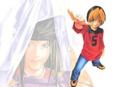 Fonds d'écran Manga Hikaru