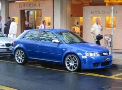 Fonds d'écran Voitures Audi S3
