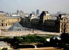 Fonds d'écran Voyages : Europe Le Louvre