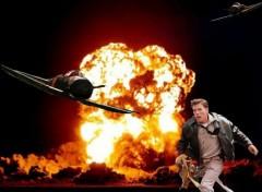 Fonds d'écran Cinéma la guerre éclate