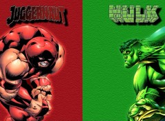 Wallpapers Comics Ruthay Hulk 14