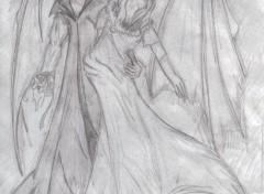 Wallpapers Art - Pencil ++**Vampire**++
