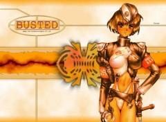 Fonds d'écran Manga Busted