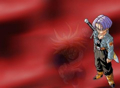 Fonds d'écran Manga trunks