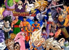 Fonds d'écran Manga ya du monde