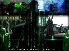 Wallpapers Movies Matrix Revolution 2