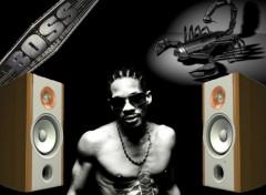 Fonds d'écran Musique B.O.S.S