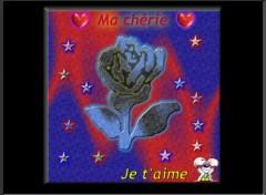 Fonds d'écran Art - Numérique Rose