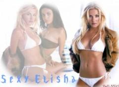 Fonds d'écran Célébrités Femme Sexy Elisha