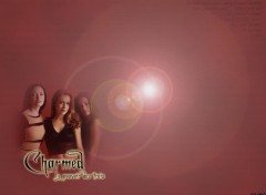 Fonds d'écran Séries TV Red's Wallpaper of Charmed 01