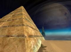 Fonds d'écran Jeux Vidéo Pyramide
