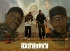 Fonds d'écran Cinéma Bad Boys II