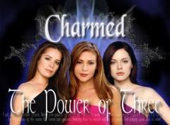 Fonds d'écran Séries TV Charmed - A New Beginning