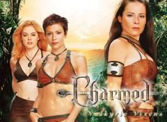 Fonds d'écran Séries TV Charmed - Valkyrie Vixens
