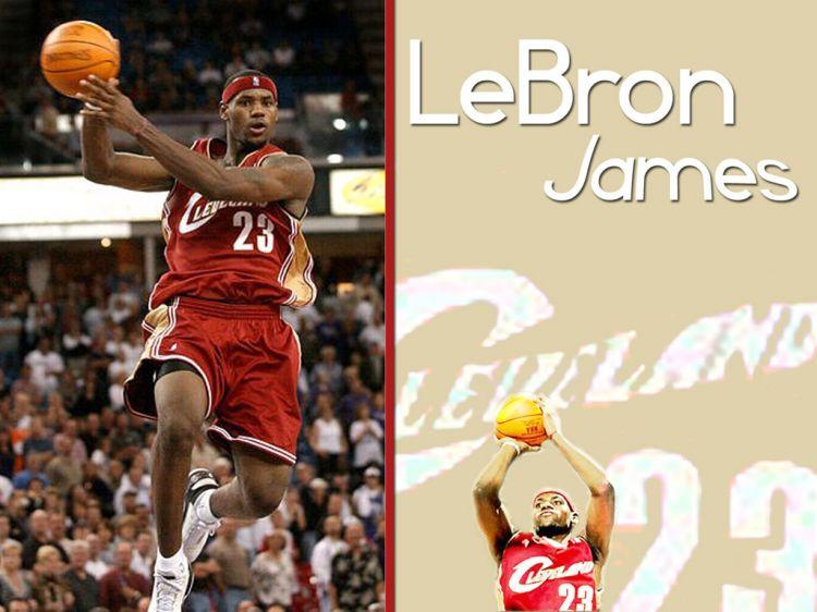 Wallpapers Sports - Leisures Basketball LeBron James