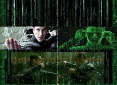 Wallpapers Movies .::Matrix Revolution::.