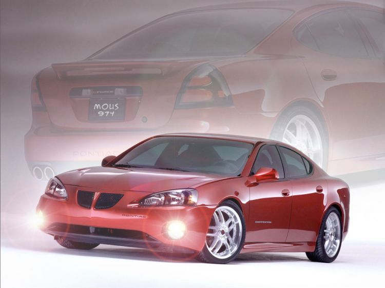 Fonds d'écran Voitures Pontiac Pontiac