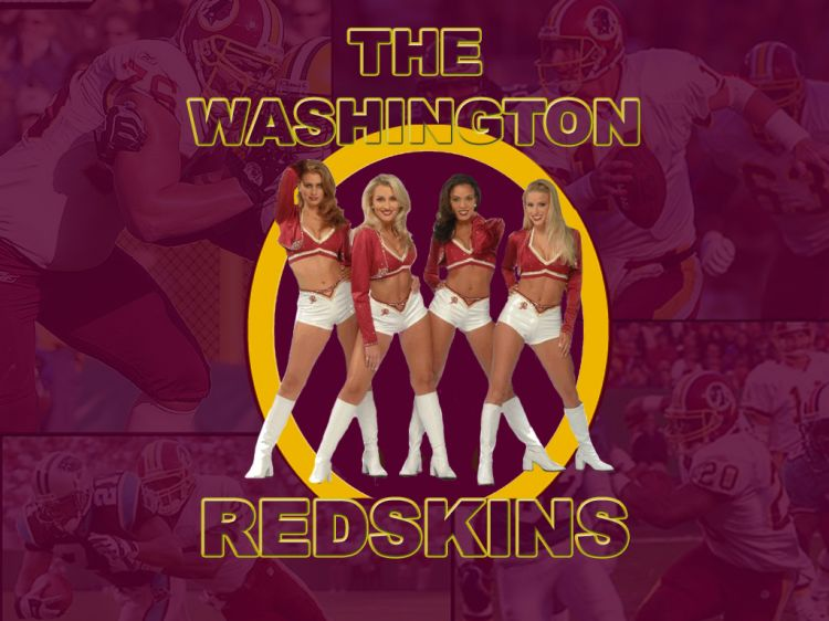 Wallpapers Sports - Leisures American Football Les Redskins