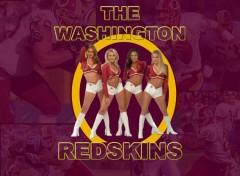 Fonds d'écran Sports - Loisirs Les Redskins