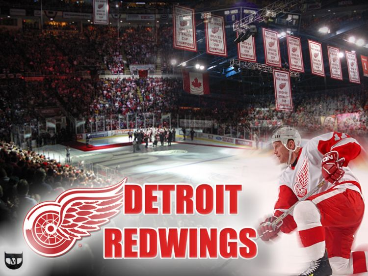 Wallpapers Sports - Leisures Hockey Detroit_Redwings