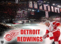 Fonds d'écran Sports - Loisirs Detroit_Redwings