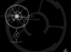 Fonds d'écran Art - Numérique La grande roue du temps
