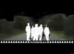Fonds d'écran Musique Radiohead karma