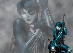 Fonds d'écran Comics et BDs Domino