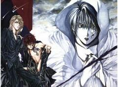 Fonds d'écran Manga Image sans titre N°11398