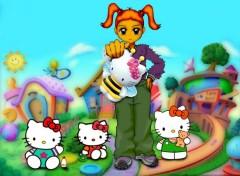 Fonds d'écran Dessins Animés JUST FOR KIDS