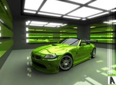 Fonds d'écran Art - Numérique :: BMW Z4 ::