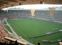 Fonds d'écran Sports - Loisirs Le Parc des Princes