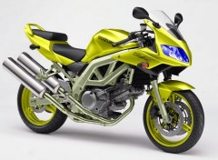 Fonds d'écran Motos 650SV