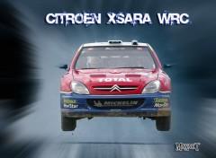 Fonds d'écran Sports - Loisirs Citroën Xsara WRC '03