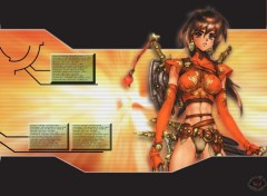 Fonds d'écran Manga GITS