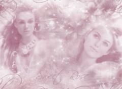 Wallpapers Celebrities Women Sweet rose