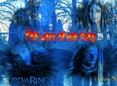 Fonds d'écran Cinéma The lord of the ring
