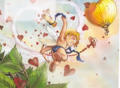 Wallpapers Digital Art Cupidon