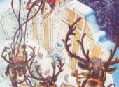 Fonds d'écran Art - Crayon Joyeuses fêtes de Noël