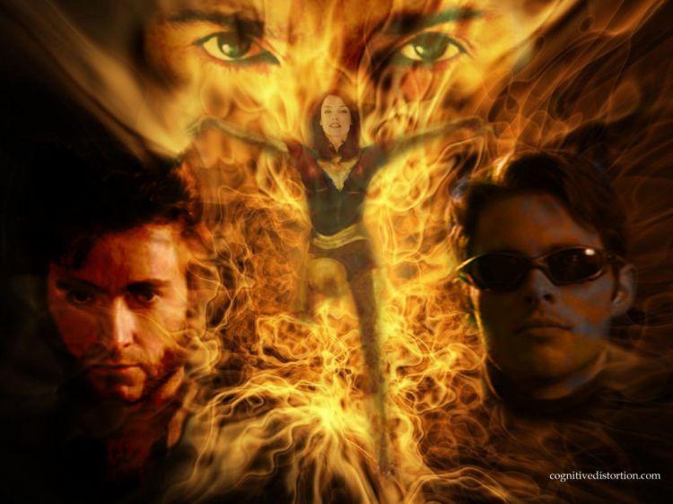 Fonds d'écran Cinéma X-Men Phoenix