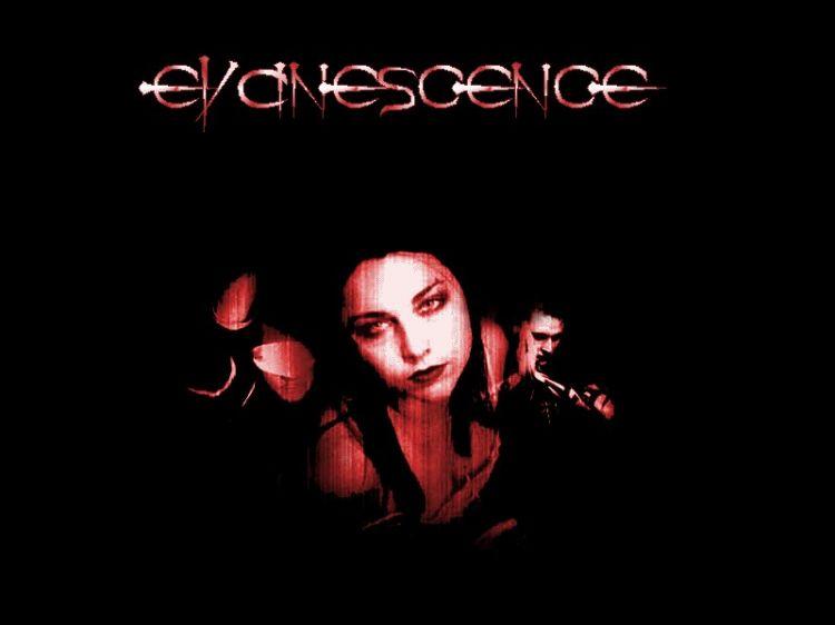Fonds d'écran Musique Evanescence Wallpaper N°4360