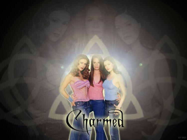 Fonds d'écran Séries TV Charmed Red's Wallpaper of Charmed 02