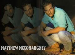 Fonds d'écran Célébrités Homme Matthew McConaughey