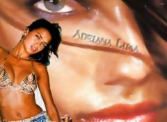 Wallpapers Celebrities Women l'oeil d'Adriana