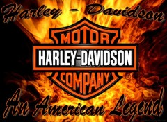 Wallpapers Motorbikes An American Legend