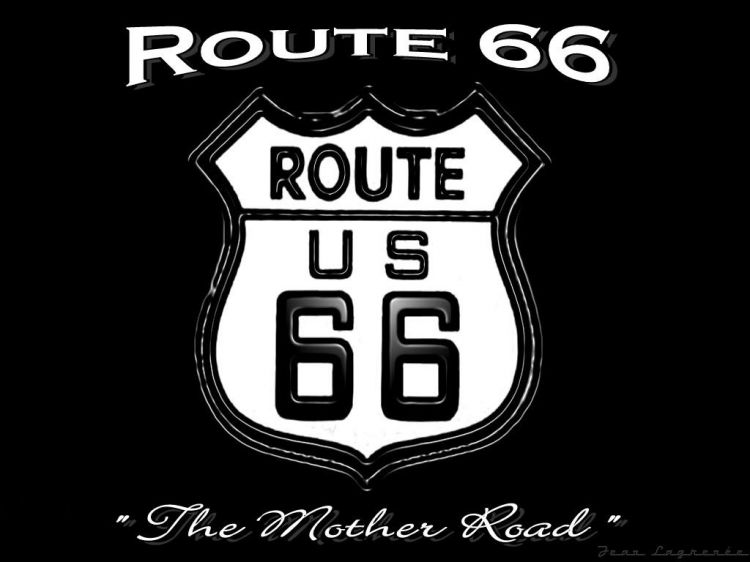 Wallpapers Brands Advertising Wallpapers Logos Route 66