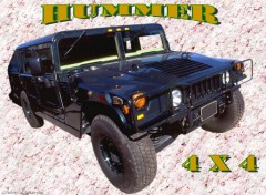 Fonds d'écran Voitures Hummer