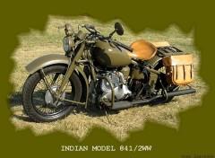 Fonds d'écran Motos Model 841
