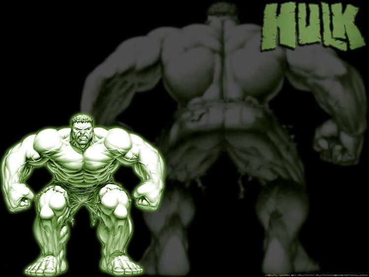 Fonds d'écran Comics et BDs Hulk Ruthay Hulk 19