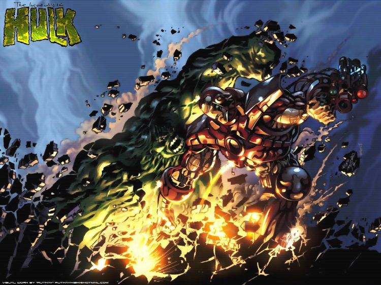 Fonds d'écran Comics et BDs Hulk Ruthay Hulk 20